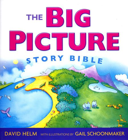 Recommended Bibles for Children and Families