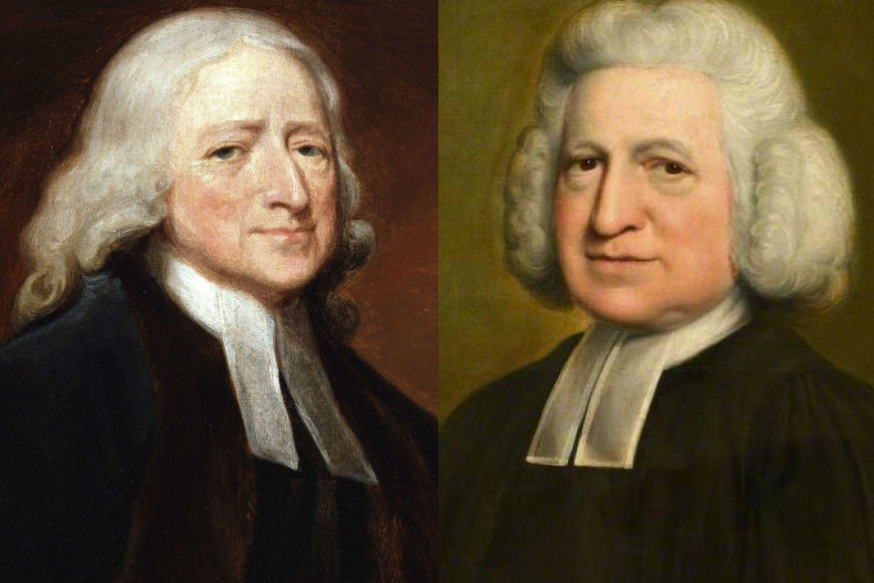 Roots of Evangelical Worship: The Wesleys and Methodism