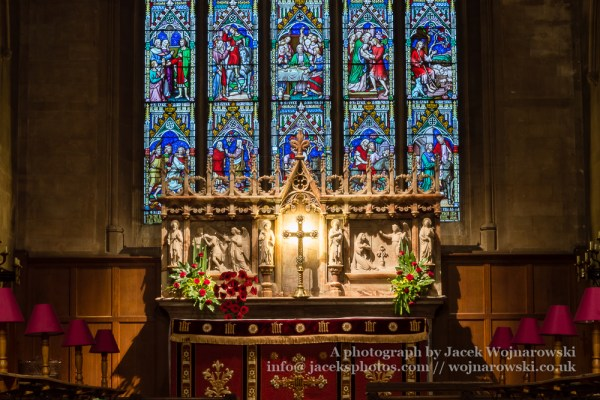 Christ Church With Saint Mary Altar - Religious Architecture