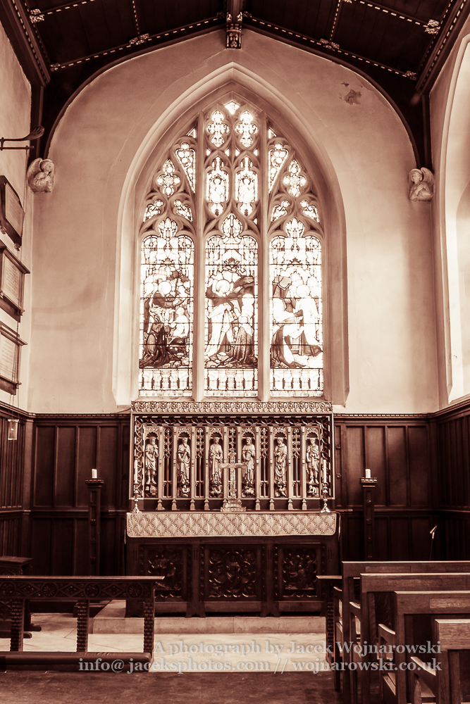 Leicester Cathedral Chapel