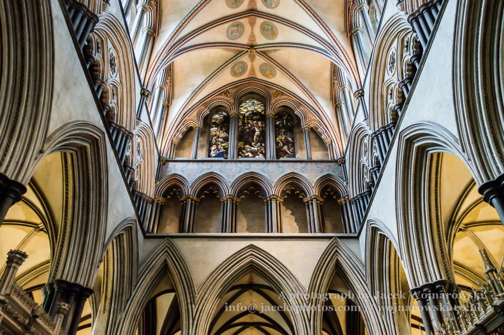 Salisbury Cathedral Triforium Gallery A