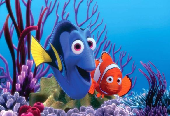 """Dory and Nemo would make excellent role models for values teaching without the judgemental """"hell"""" and """"sin"""" aspects."""