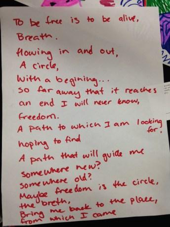 Rights of Child - Poem