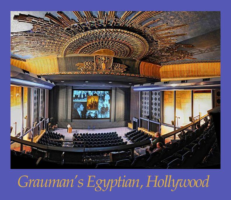Grauman's Egyptian Theater