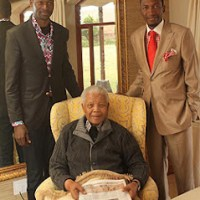 "AFTER REVELATION OF SOURCE OF POWER  ""PROPHET"" WHO PRAYED FOR MANDELA STEPS DOWN AS HEAD OF CHURCH!"