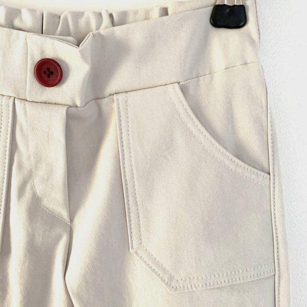 Poche d'un pantalon