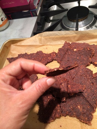 Cacao Brittle