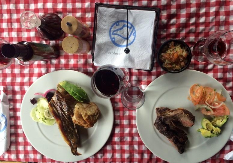Patagonian feast