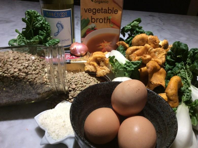 Simple ingredients make the best food!