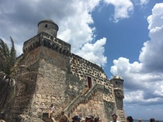 An Old Fort in Cojimar, Cuba