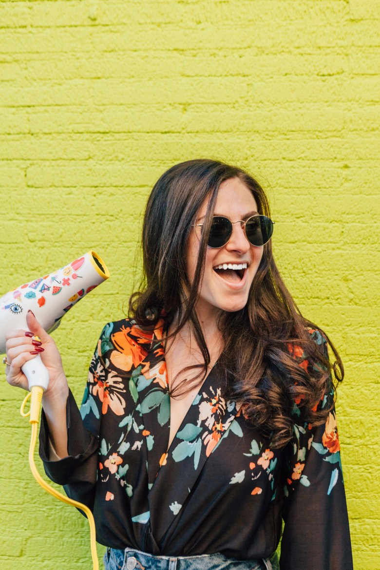 Los Angeles Blogger RELish by Arielle loves her Paul Mitchell Hair Dryer