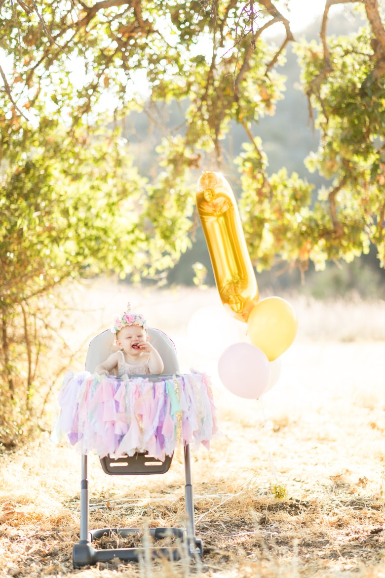 Los Angeles blogger, RELish By Arielle shares how to throw the ultimate unicorn first birthday party