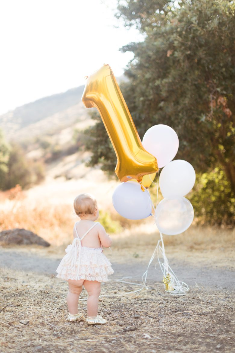 Los Angeles style blogger, RELish By Arielle's daughter turns one