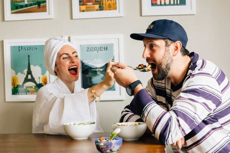 Los Angeles mom blogger, RELish By Arielle, tries the Plated meal delivery service with her family