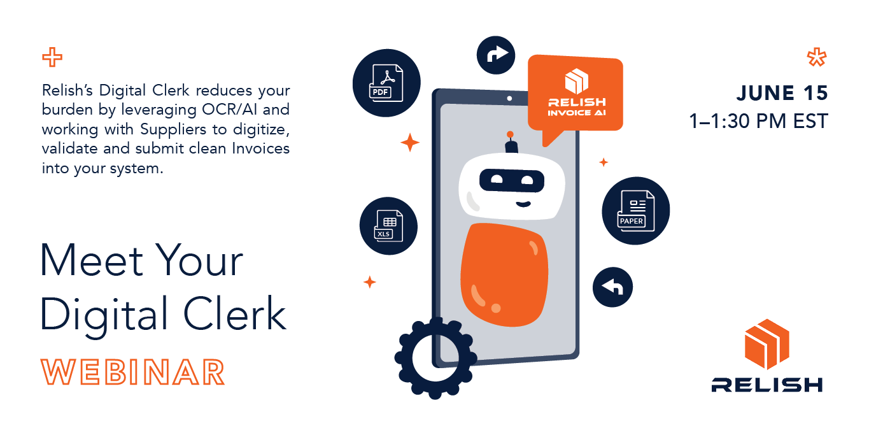 Automatic invoice digitization: Meet Your Digital Clerk