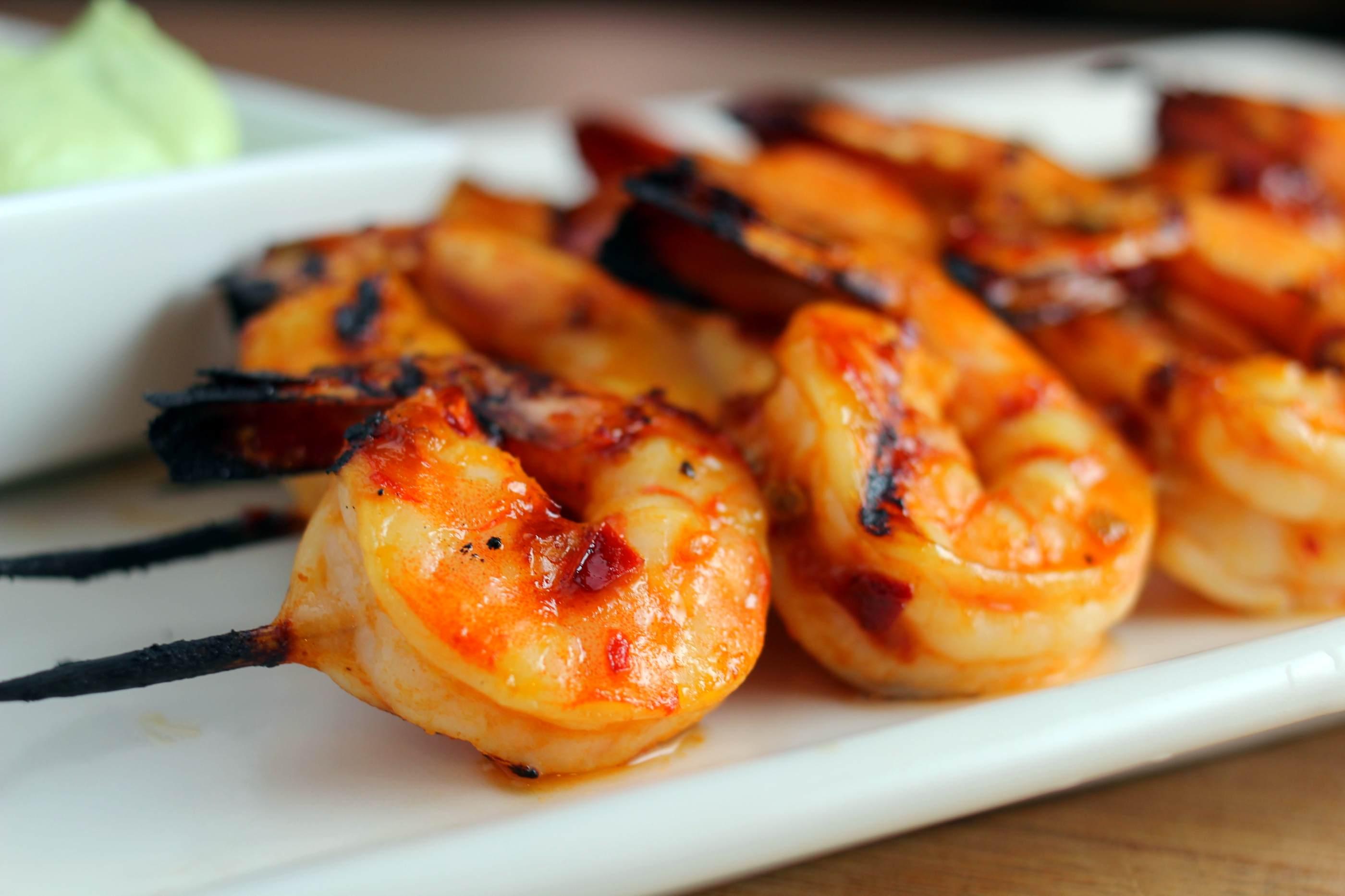 How To Make Shrimp Food