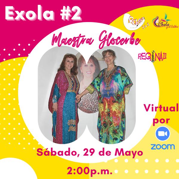 EXOLA #2 – MAESTRA GLOCERBE – VIRTUAL