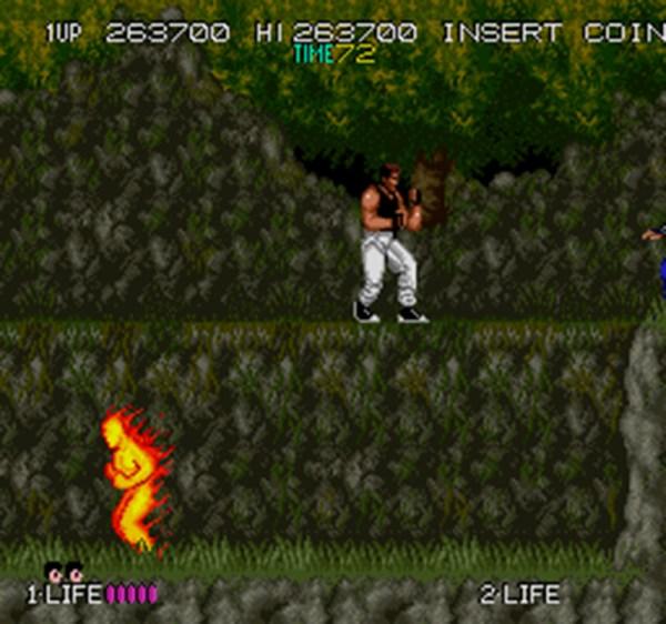 Bad Dudes Dragon Ninja 6