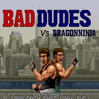 Retroarcade: Dragon Ninja (Bad Dudes vs Dragon Ninja)