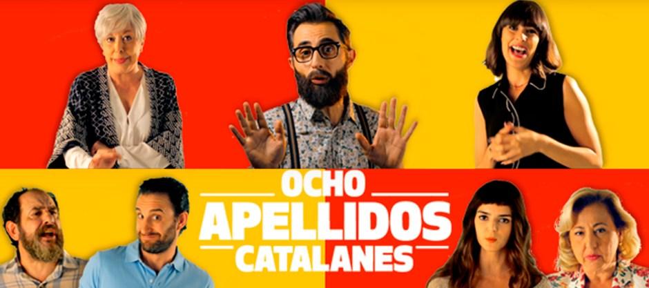 Ocho Apellidos Catalanes banner