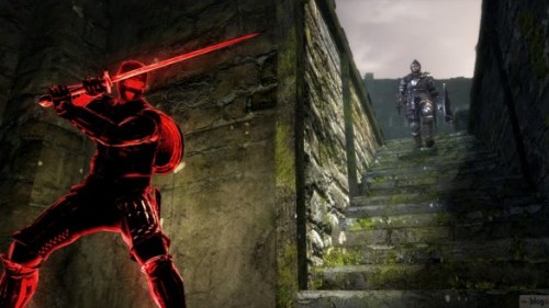 emboscada en PVP Dark Souls