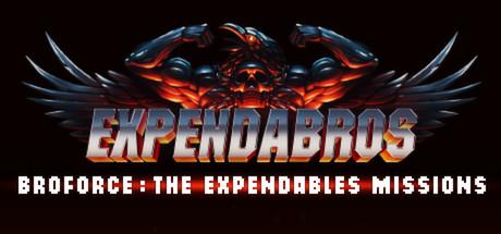 The Expendabros header