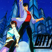 Anime recomendado: City Hunter