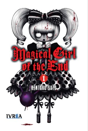 Magical Girl of the End 3