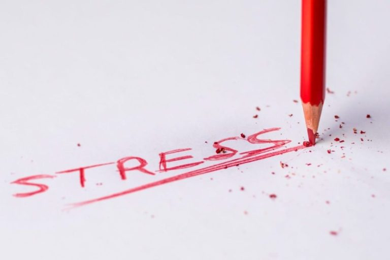 5 Common Signs of Stress