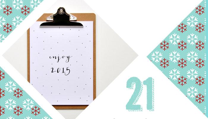 relleotastische Weihnachten – Tag 21