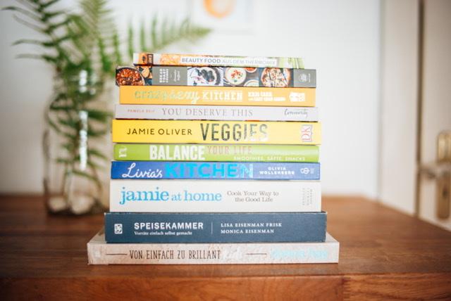 Kochinspiration – Meine 10 Liebsten Kochbücher