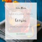 Drink Rezept - Corsini ein besonderer Negroni   relleomein.de