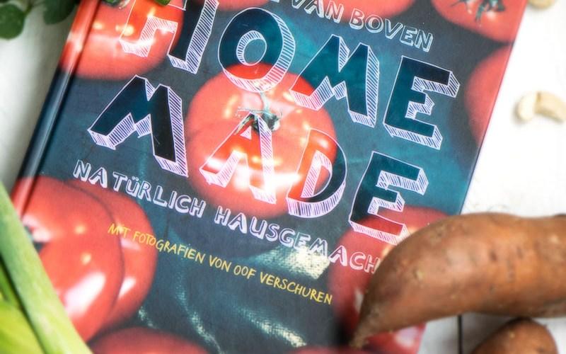 Eine Woche - Ein Kochbuch Home Made | relleomein.de #ewek #Kochbuchreview #Kochbuchtest #Kochbuchbewertung #Rezension