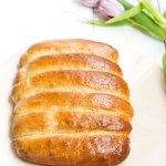 Echte kölsche Reihenweckchen - Milchbrötchen   relleomein.de #vegan #sonntagsbrötchen #bread #sweetsunday