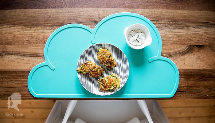 Gemüsefrikadellen ein einfaches und schnelles Rezept für Kinder | relleomein.de