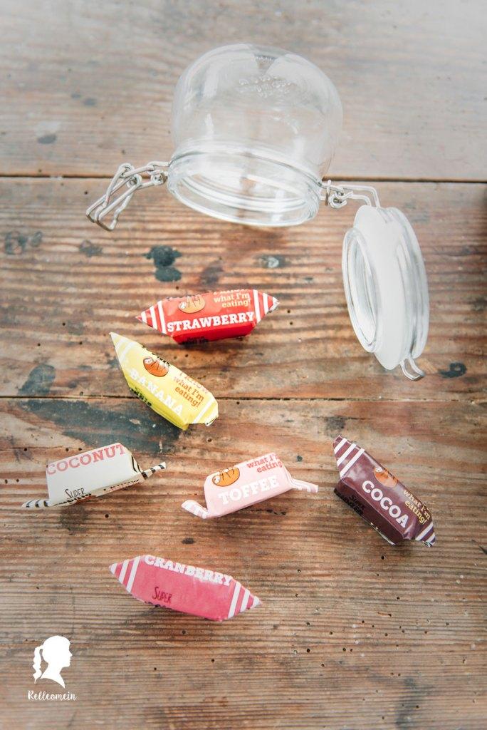 Gesunde Snacks für Kinder und Erwachsene - Snack Organisation | relleomein.de #gesundesnacks #zuckerfrei #kinder