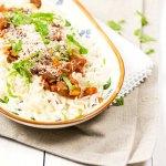 LEON Vegetarisch Buchrezension Review Pasta e Fagioli | relleomein.de