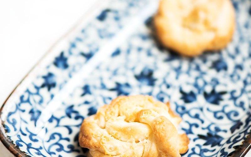 Partyrezepte :: Blätterteig-Käse-Knoten | relleomein.de #snack #party