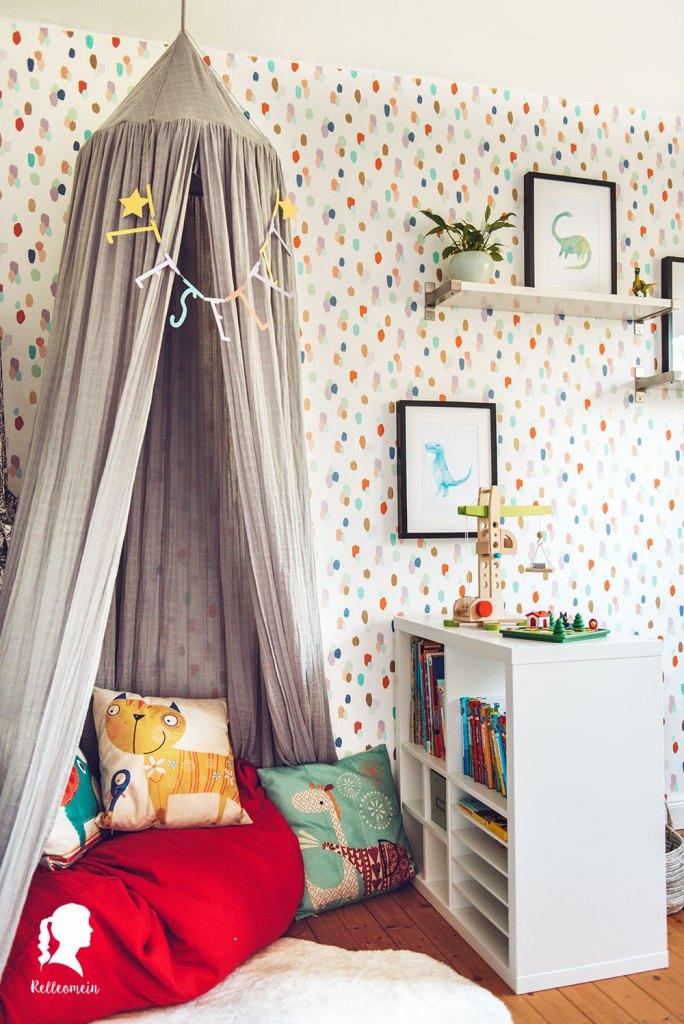 Schöner Wohnen - Ideen für ein buntes Kinderzimmer - Kinderzimmer Junge   relleomein.de #kinderzimmer #idee #einrichtung