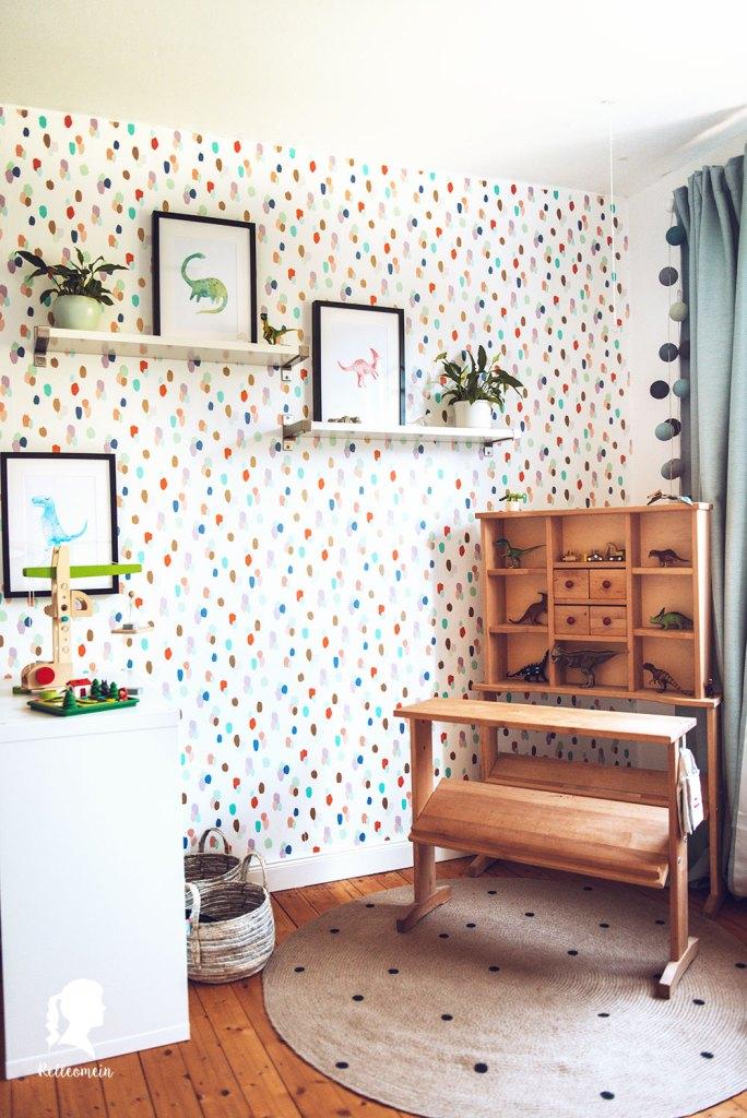 Schöner Wohnen - Ideen für ein buntes Kinderzimmer - Kinderzimmer Junge | relleomein.de #kinderzimmer #idee #einrichtung