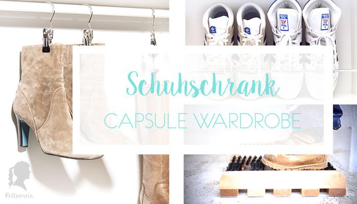 Schuhschrank Organisation und Schuhputz Tipps | relleomein.de
