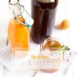 Selbstgemachter Aprikosen Eistee mit schwarzem Tee | relleomein.de