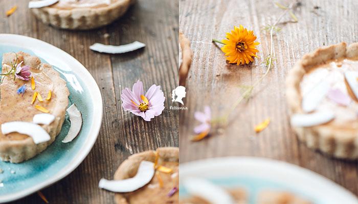 Steinobst Tartelettes - Foodblogger Rezepte - Kuchen backen | relleomein.de #backen #rezepte #kuchen