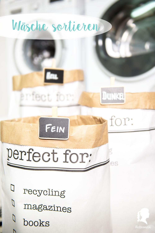 Tipps zum Wäsche waschen | relleomein.de