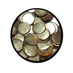 .45 ACP Burst Disks .016″ (10 Pack)