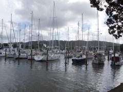 """Whangarei """"Town Basin"""" / Hafen"""