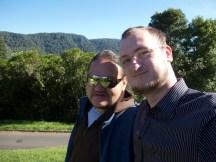 Nathan and me