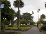 Park im Zentrum von Napier