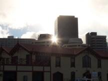 Ich sah die Sonne... Ein Wahnsinn!