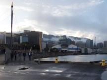 Wellington - in Wolken